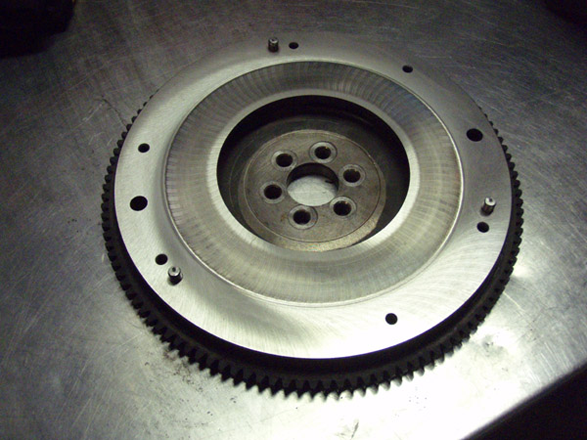 Machined Flywheel